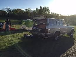 Somerset or Bust: Camping with a 1988 Toyota Land Cruiser FJ62 ...