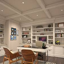 Home office lighting Grey Recessed Lighting Ylighting Office Lighting Home Office Workspace Ylighting