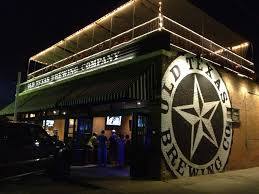old texas brewing co outside