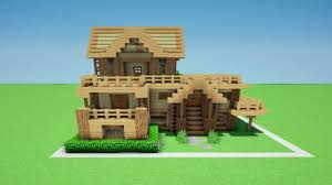 Includes blueprint, step by step tutorial, required blocks, editions (java, bedrock). Minecraft House Ideas 12 Houses That You Can Build In Minecraft Gamerevolution