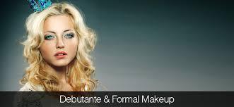 dente and formal makeup artist hairdresser melbourne