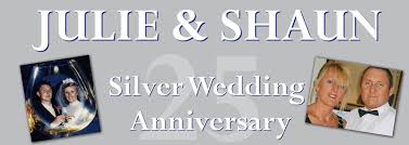 happy anniversary banners personalised wedding anniversary banners personalised banners