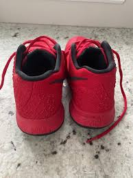 You're not worried that he won't match up with his friends because you got him these kyrie irving basketball shoes from nike. 47 Rare Nike Kyrie 3 N7 Youth Basketball Shoes Size 6y 899356 117 Sidelineswap