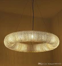 clear k9 crystal chandelier ceiling lights fixtures pendant lamp light lighting with led bulbs for restaurant living room bedroom lights ceiling lights