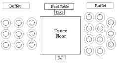 plan wedding reception 66 best wedding floor plans images wedding decoration wedding