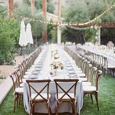 Rectangle Tables Wedding Reception 23 Beautiful Banquet Style Tables For Your Wedding Reception