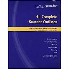 kaplan pmbr l complete success outlines subject outlines civil procedure constitutional law contracts criminal law property torts includes kaplan pmbr s essay exam writing guide n a com books