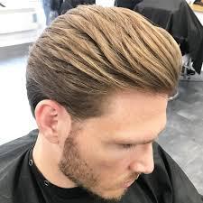 Avis Coiffure Homme Cheveux Mi Long Dessus Coiffeur