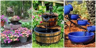garden fountain ideas. backyard fountains garden fountain ideas b