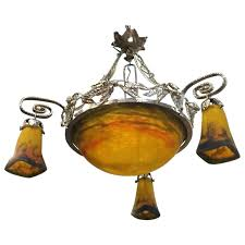 multi coloured chandeliers french art multi color chandelier signed by multi coloured chandelier tesco