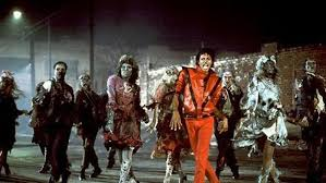 Image result for images of Michael Jackson's Thriller