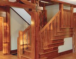 Craftsman Staircase woodwork & finishes for the craftsman home arts & crafts homes 5638 by xevi.us