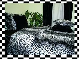 leopard print bedding leopard print bedding set