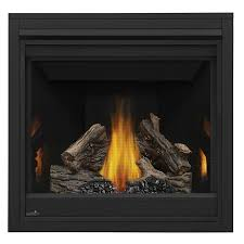 direct vent gas fireplace reviews. Continental 35-in Direct Vent Black Natural Gas Fireplace Reviews E