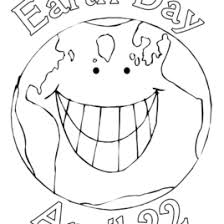 Small Picture Earth Day Coloring Page Good Planting A Lovely And Healthy Planet
