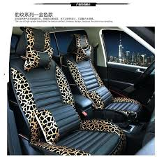car seats leopard print car seats seat four seasons general auto supplies decoration from automobiles