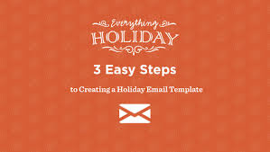 3 easy steps to creating a holiday email template in 3 easy steps to creating a holiday email template in verticalresponse vertical response blog