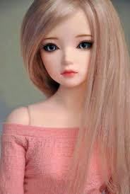 beautiful cute doll images profile pics