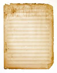blank sheet music book old music book blank sheet stock photo picture and royalty free