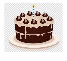 Happy Birthday Cake Transparent Clipart Cupcake Chocolate Cake