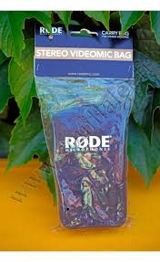 Pouch <b>Rode Stereo VideoMic Bag</b> - Microphone VideoMic Pro and ...