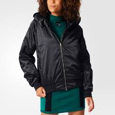 adidas hoodie womens. adidas bomber jacket womens originals jackets black 12727389 hoodie