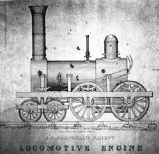 「1837,austria first railroad train」の画像検索結果