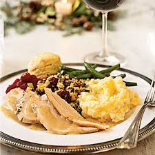 · for every thanksgiving dinner purchased, one meal will be donated to the greater chicago food depository. Traditional Thanksgiving Menus Myrecipes