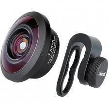 <b>Объектив</b> насадка <b>ULANZI</b> 238° 7.5mm <b>Fisheye</b> для смартфона ...