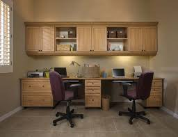cramped office space. Home Office For 2. Intended 2 S Cramped Space