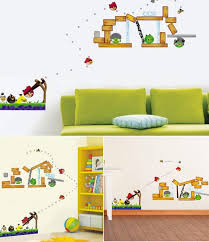 Captivating Amazing Angry Birds Bedroom Decor