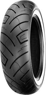 White Wall <b>SR777</b> & <b>SR777</b> H.D. Tire - <b>Shinko</b> Tires