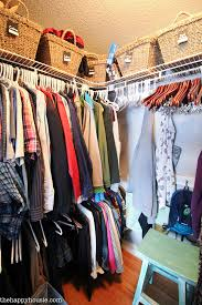 7 tips for completely organizing your closet and dresser the happy housie