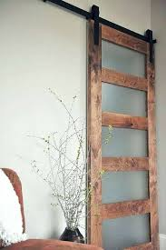 glass panel door contemporary 5 barn stained inserts panels replacement stained glass doors