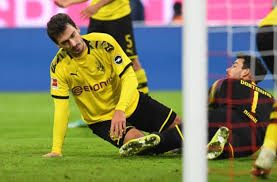 Raheem sterling's shot splits mats hummels and germany were clearly second best as a mats hummels own goal condemned them to an opening. Borussia Dortmund Player Ratings From 4 0 Defeat To Bayern Munich Page 2