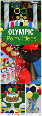 office summer party ideas. How To Throw An Amazing Olympic Party | Gold Medal Winners, Dessert Bars And Games Office Summer Ideas M