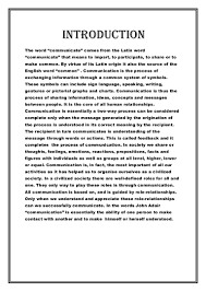 modern types of communication essay  modern types of communication essay