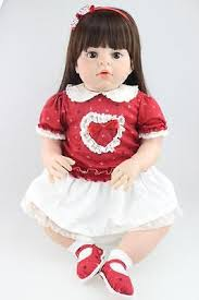 "Size 28"" /<b>70CM</b> Large <b>Silicone Reborn</b> Toddler Dolls Lifelike Real ..."