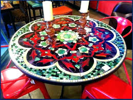 mosaic patio mosaic outdoor table design for mosaic patio table ideas innovative best mosaic outdoor table