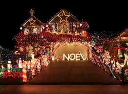beautiful christmas lights on houses. Fine Lights Beautiful Christmas Light Display Throughout Lights On Houses