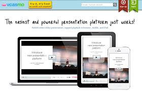 Online presentation maker like prezi