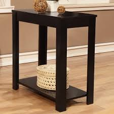 black wooden chair side end table 15572402 12 inch side table