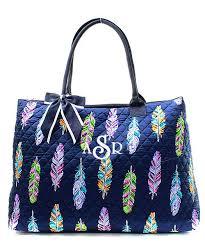 Women's Quilted Tote Bag | Monogrammed & Women's Quilted Tote Bag | Monogrammed. Zoom · Click to Enlarge Adamdwight.com