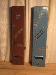 Vintage Cigarette Vending Machines For Sale Uk Custom Vintage Iron Cigarette Vending Machine Players 48