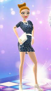 party dress up game for s fashion makeup and makeover games screenshot 1
