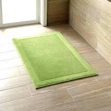sage bath mat green bath rugs staggering shaped bathroom rug novelty subtly textured mat works
