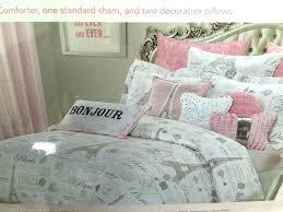 eiffel tower comforter set lightweight summer blanket bedspreads quilts full double queen size bedspread bedding home