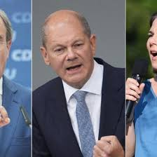 Die kanzlerkandidaten diskutieren heute das erste mal zusammen im tv. Vyabrtxjku2rsm