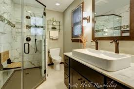 Bathroom Remodle Classy Westerville Ohio Bathroom Remodel Scott Hall Remodeling