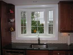 Bay Window Above Kitchen Sink Remodel Pinterest